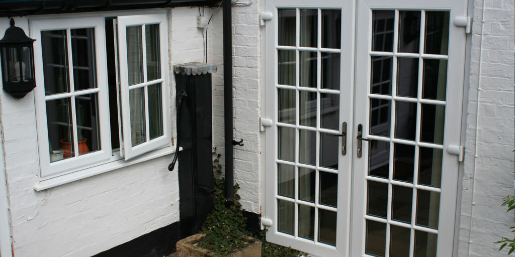 Double glazed doors essex upvc doors aluminium doors for Double glazed doors fitted