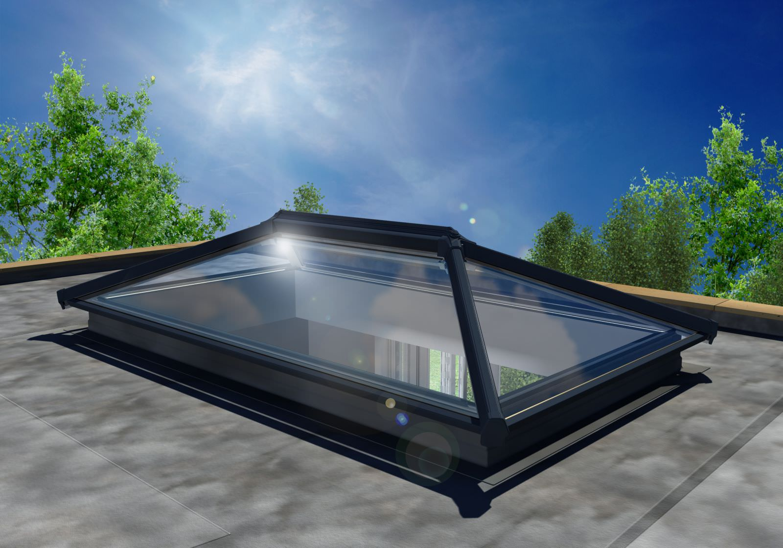 Roof Lanterns Ultrasky Roof Light Lantern Roofs Essex