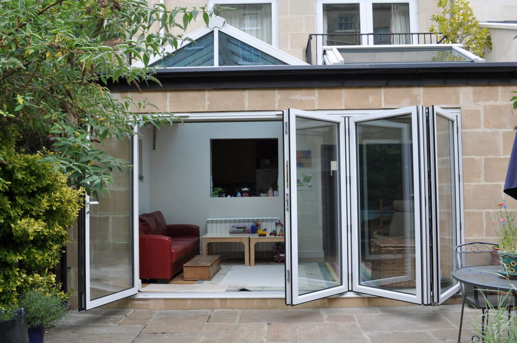 Smarts Aluminium Bi-Folding Doors Essex