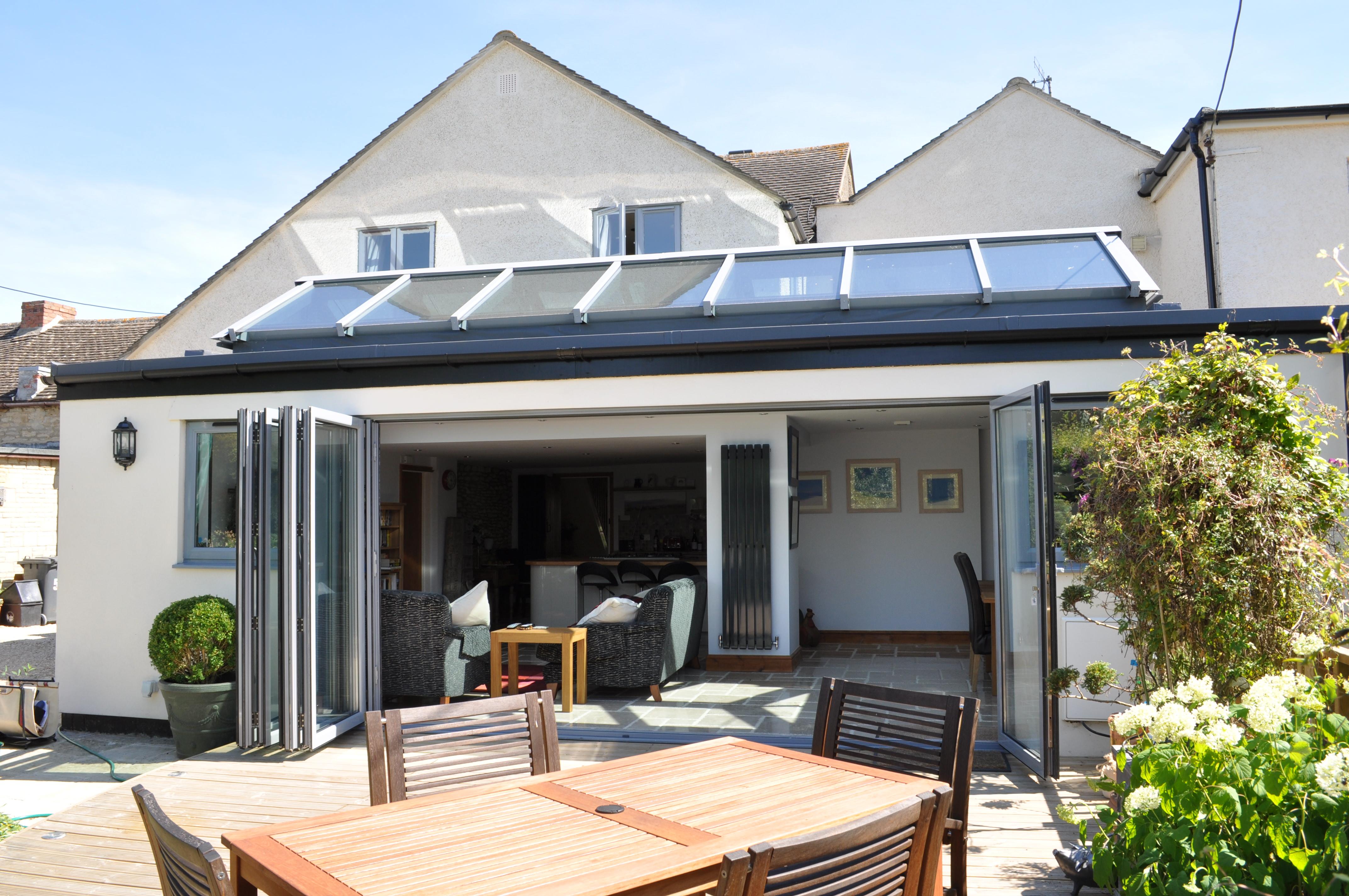Aluminium Bi-Fold Doors Harlow Essex