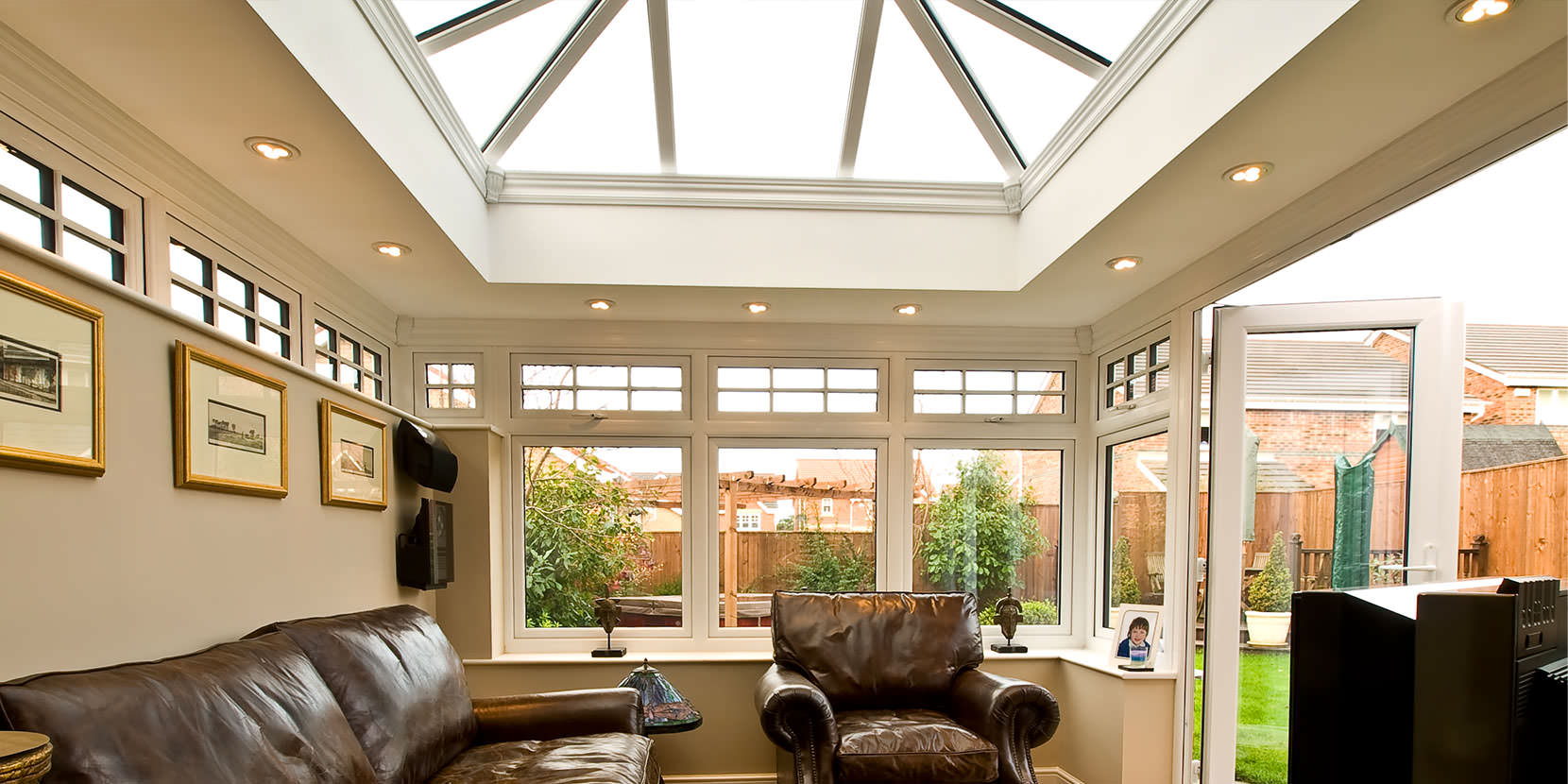 Orangeries harlow essex hertfordshire orangery designs for Orangery interior design ideas