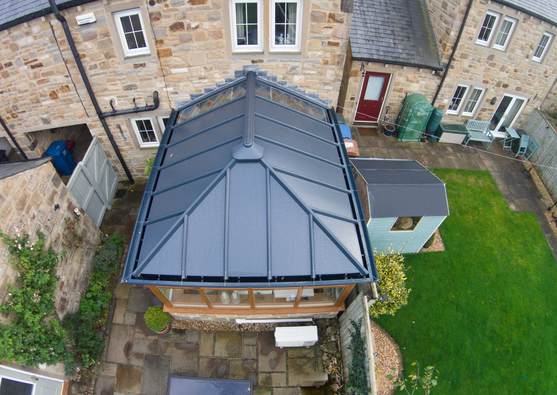 Replacement Conservatory Roofs Styles Essex