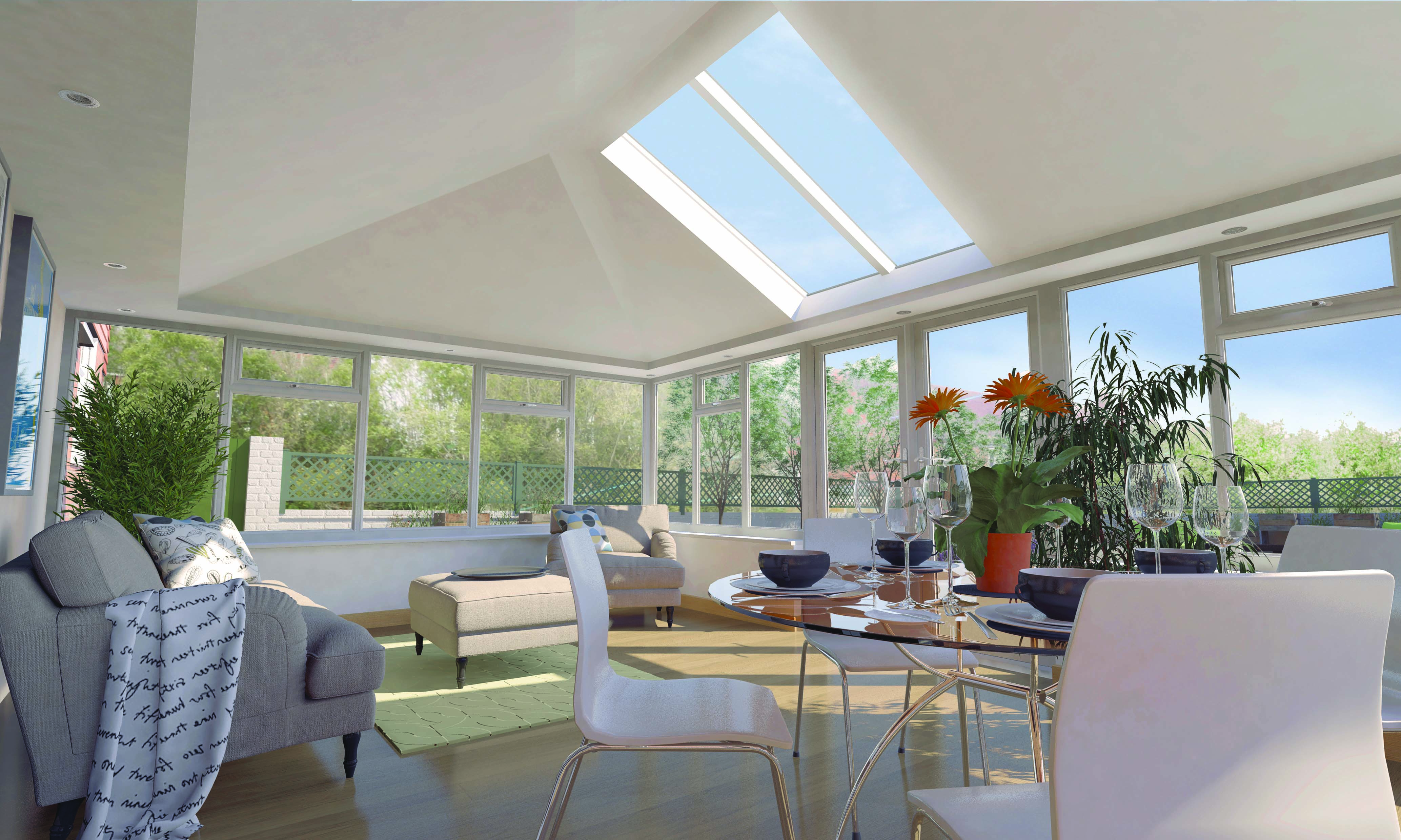 flat skylights prices harlow