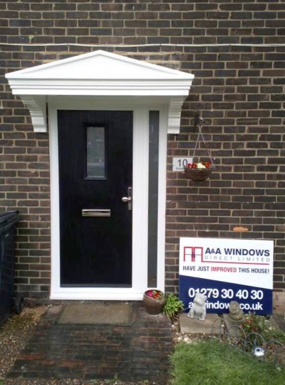 Composite Door Installation Harlow