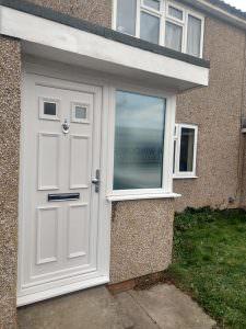 uPVC Front Door Installation Harlow
