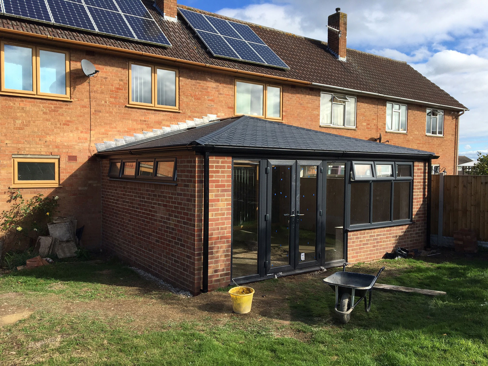 Tiled Conservatory Roof Chelmsford