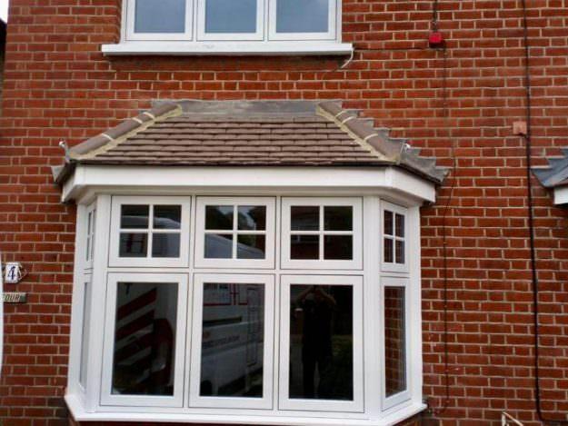 AFTER: Flush Sash Window Installation Bishop's Stortford