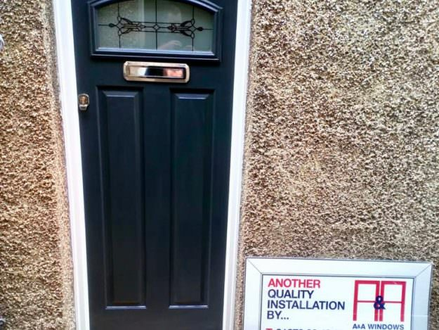 Composite Front Doors Harlow