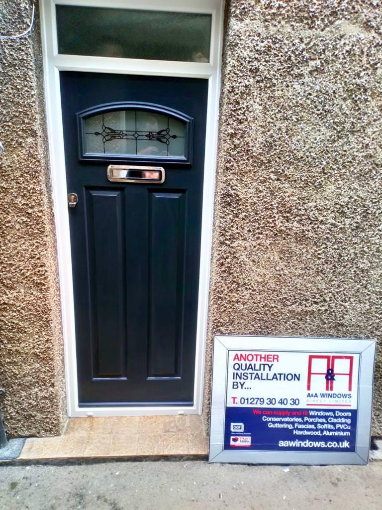 AFTER: Flush Casement Window Installation Bishop's Stortford