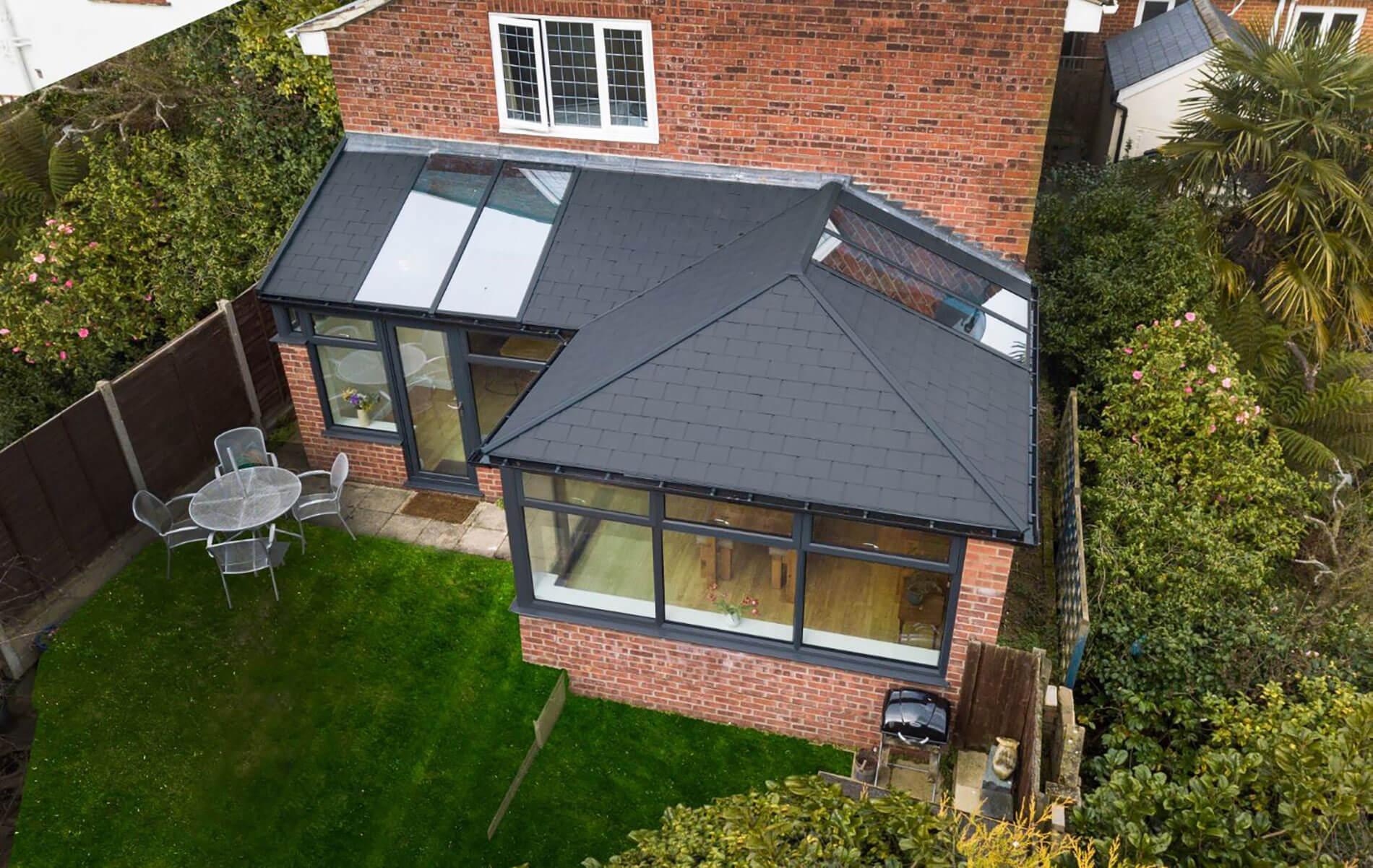 Conservatory Roofs Essex
