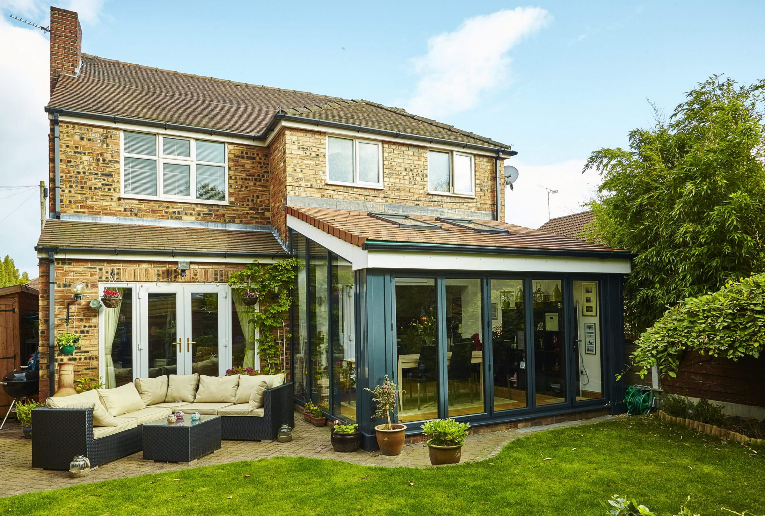Bespoke Tiled Conservatory Roofs Chelmsford