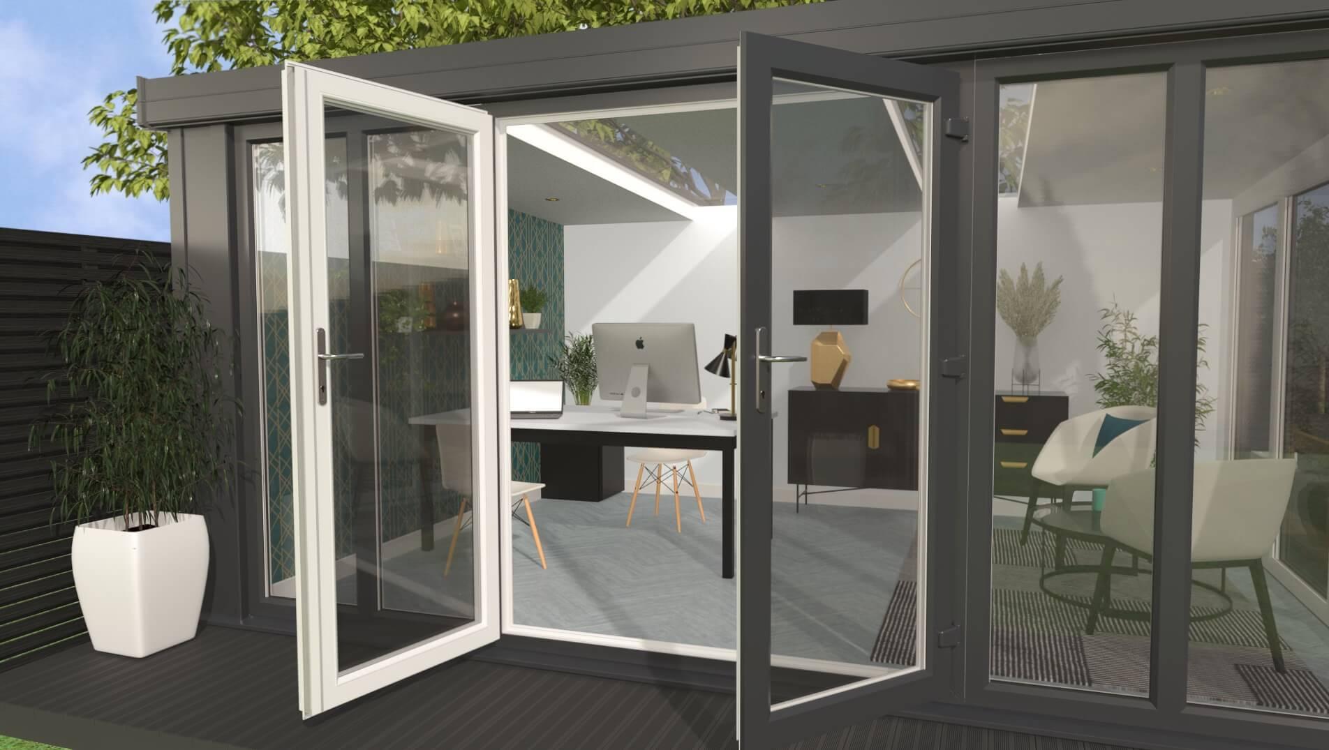 garden rooms & home offices harlow, essex