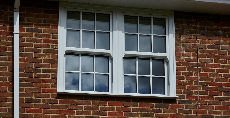 double glazed sash windows harlow