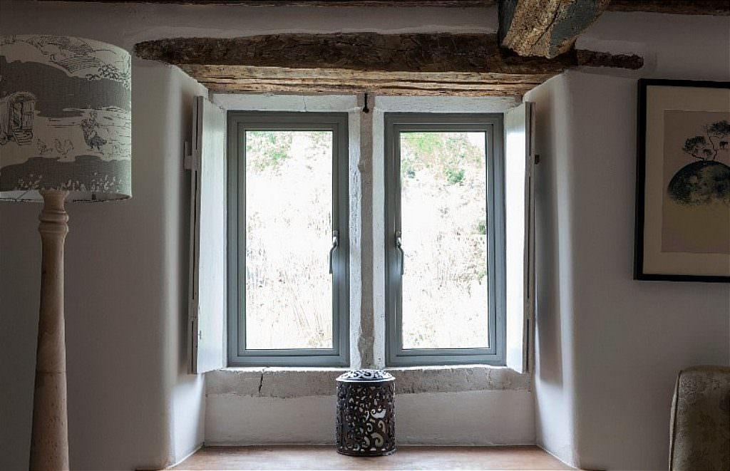 Slimline Aluminium Window Essex
